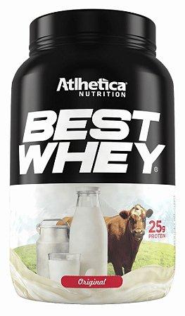 Best Whey - Atlhetica Nutrition (900g)
