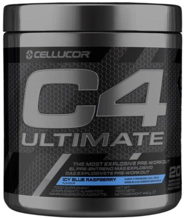 C4 Ultimate - Cellucor (20 doses)