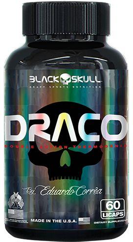 Draco - Black Skull (60caps)