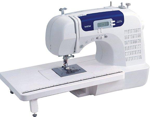 Máquina de costura Brother CS 6000 Autovolt + Kit inicial