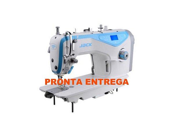 Maquina de Costura Reta Eletronica Com Todas funções Automaticas JACK A3 - 220 vlts