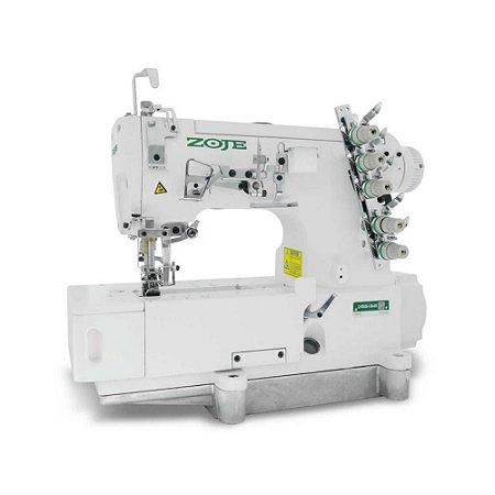 Maquina de Costura Galoneira Plana Fechada Direct Drive Zoje ZJ-W562A-1-364-BD - 220 V