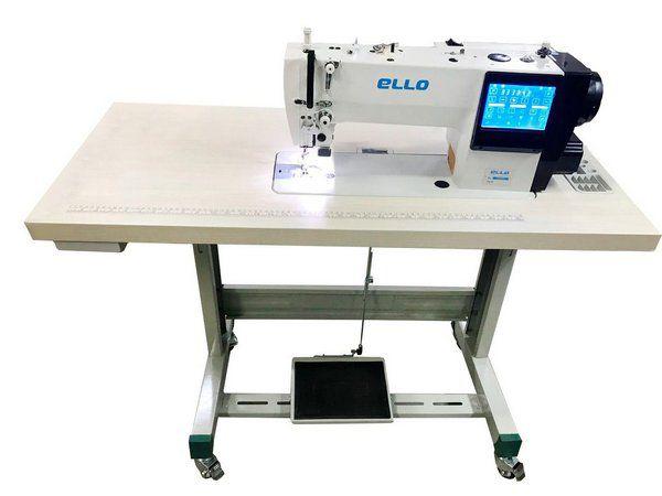 Máquina de Costura Reta Eletrônica Ello EL-1969 - 220 vlts