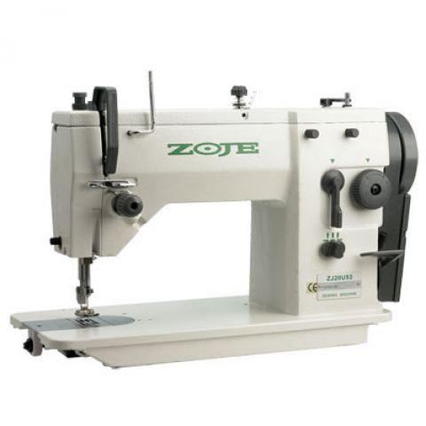 Maquina de Costura Zoje Ziguezague Semi-industrial 12 mm ZJ-20U63 - BIVOLT
