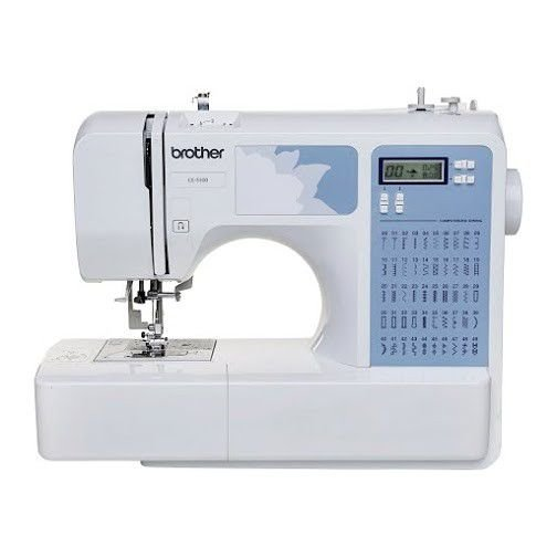 Máquina de costura Brother CE 5500 com 50 pontos -AUTOVOLT
