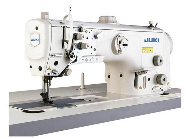 Máquina reta eletrônica para couro 2 Agulhas  Juki LU-2860 - 220 V