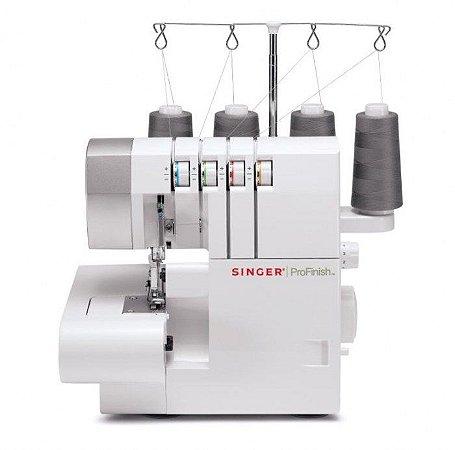 Máquina de Costura Ultralock  Singer 14SH754 - 220 vlts