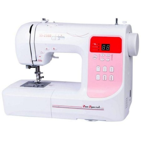 Máquina de Costura Doméstica Sun Special SS-2580 Com 80 Pontos - Bivolt