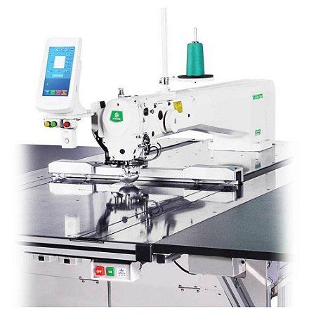 Maquina Filigrana Eletrônica ZOJE Campo 1300mm X 900mm Com Faca Rotativa ZJ-M5-S900H-RK - 220 v