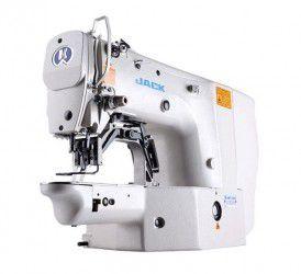 Maquina Travete Eletrônica Área de Costura 60x40mm Painel Touch JACK T1906BS - 220 V