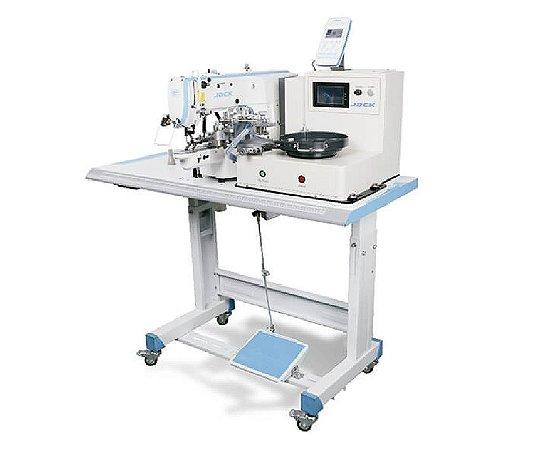 Maquina de Costura automática tipo pregadeira de botão eletrônica automática direta drive Jack JK-T1903GR-D - 220 V