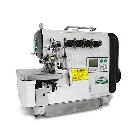 Maquina Interloque Eletrônica Pesada com Motor Direct Drive Zoje ZJ-950E-86-ED3 - 220 V