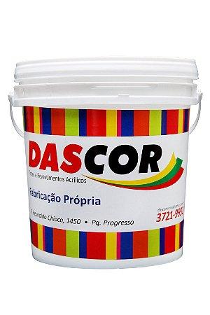 Impermeabilizante Dascorpren Parede/laje/reboco Branco 3,6L