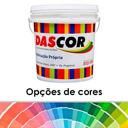 Tinta Látex Acrílico Cores 3,6L