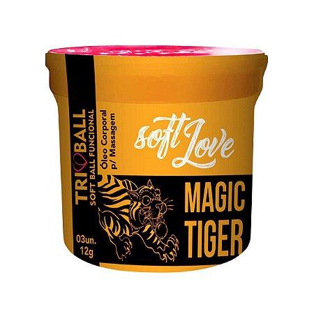 Tri Ball Funcional 3 unid - Magic Tiger