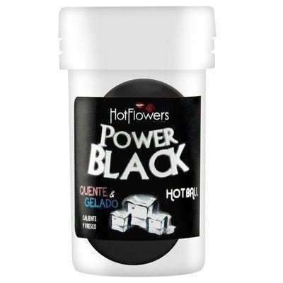 Hot Ball Power Black - Quente e Gelado