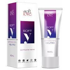 Lubrificante Neutro 60ml - Soft Y