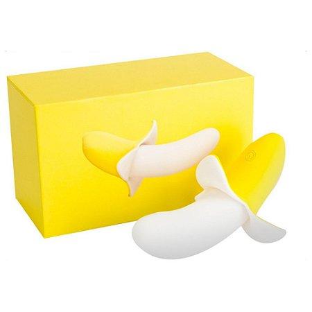 Vibrador Little Banana c/10 modos de vibração