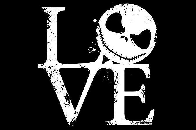 O Estranho mundo de Jack ( Jack Skellington ) - Love