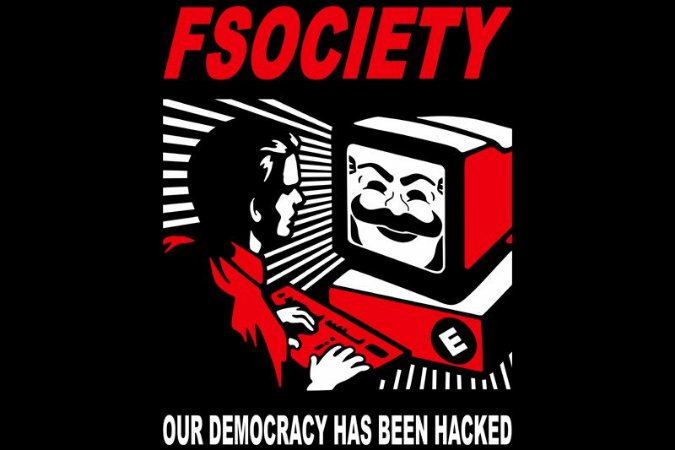 FSociety - Mr Robot