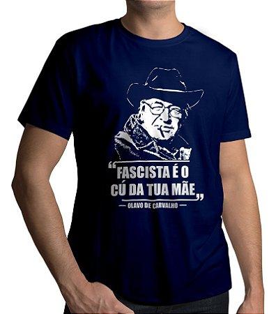 Olavo de Carvalho Fascista é o cu da sua mãe (Chapéu)