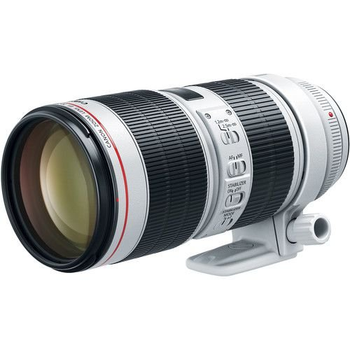 Lente CANON EF 70-200mm f/2.8L III IS USM