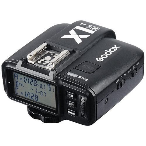 Rádio Flash GODOX X1T para NIKON