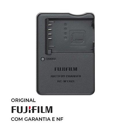 Carregador FUJI BC-W126S para baterias NP-W126S (simples FUJIFILM)