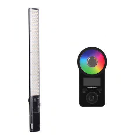 LED Bastão RGB Yongnuo YN-360 III + Fonte