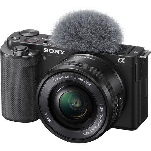 Câmera SONY ZV-E10 BLACK + 16-50mm