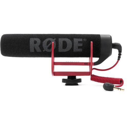 Microfone Direcional RODE Video Mic GO (similar)