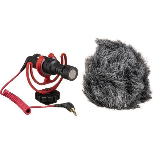 Microfone Direcional RODE VideoMicro