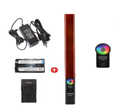 LED Bastão RGB Yongnuo YN-360 III + Fonte, Bateria + Carregador