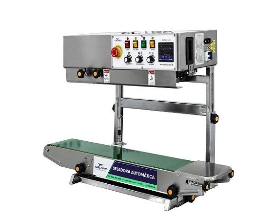 Seladora Automatica Continua Vertical com Datador - Mod: FRD1000LW