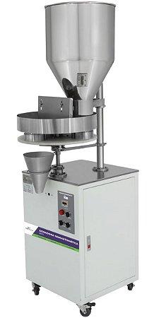 Dosadora Semiautomatica para enchimento de graos e po - KFG1000