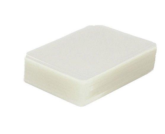 Plástico  para Plastificação de Crachá - 100un (59x86mm)