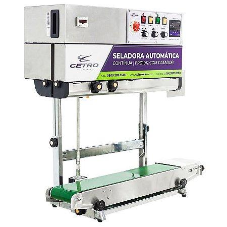 Seladora Automatica Continua com Datador - Mod: FRD1012
