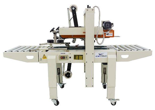 Fechadora de caixas com tração inferior e superior FXJ-6050 - 750mm