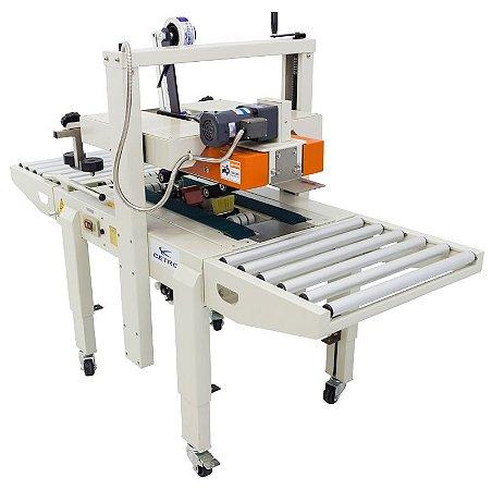 Fechadora de caixas com tração inferior e superior FXJ-6050 - 75mm