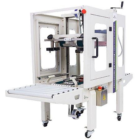 Fechadora de caixas com tração inferior e superior FXJ-6050 - 48mm