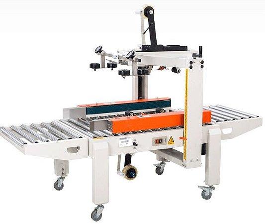 Fechadora de caixas com tração lateral FXJ-5050 - 60mm