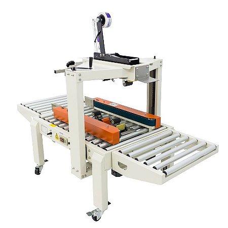 Fechadora de caixas com tração lateral FXJ-5050 - 75mm