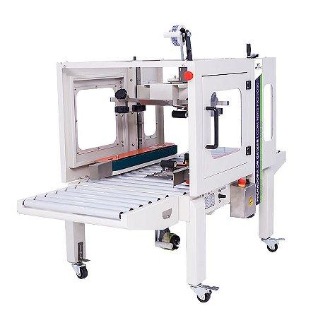 Fechadora de caixas com tração lateral FXJ-5050 / NR12 - 75mm