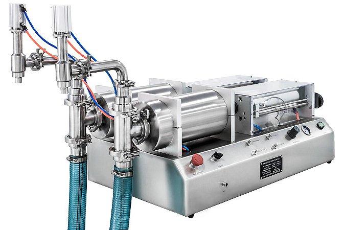Envasadora de Liquidos 2 bicos CETRO 1000-5000 ML