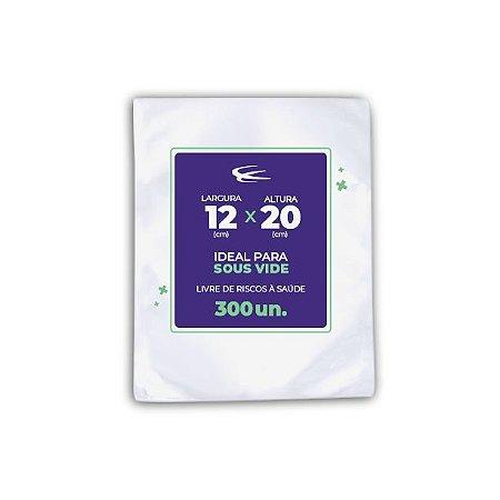 Embalagem Sous Vide 12x20 - 300 Unidades