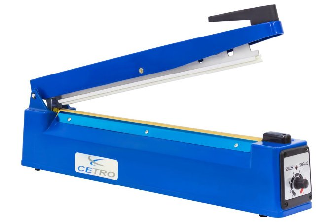 Seladora Manual de Plástico 40cm PFS 400 - 220v