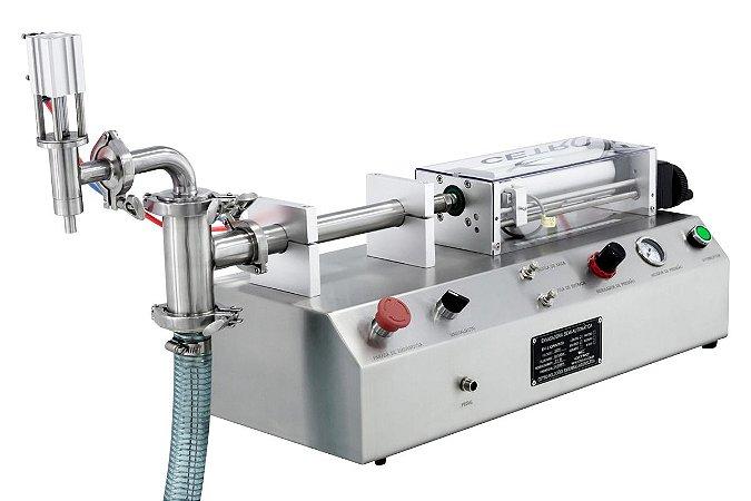 Envasadora de Liquidos CETRO 10-100 ML