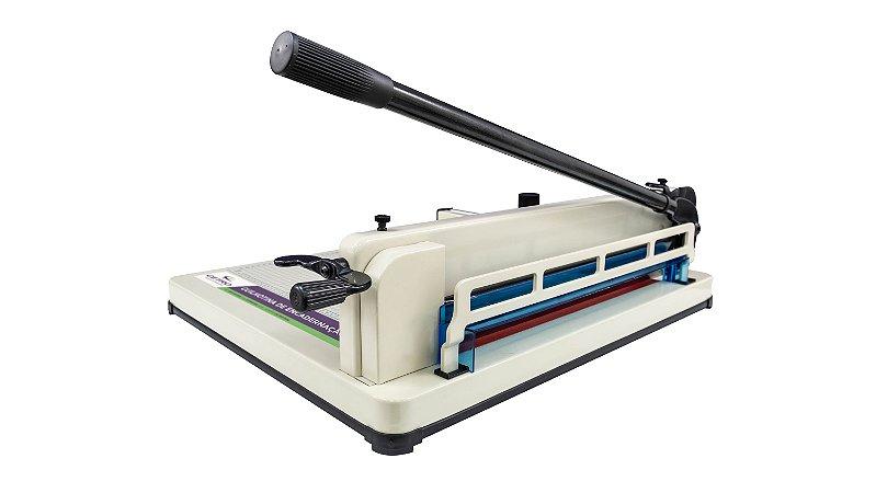 Guilhotina A3 Semi Industrial Até 300 Folhas 42cm