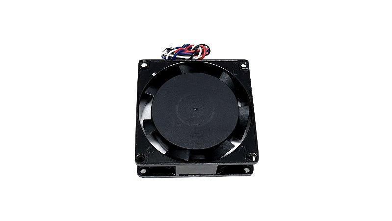 MICRO VENTILADOR (BIVOLT) QUADRADO (80MM X 80MM X 26MM) P/ SA1000/SA900
