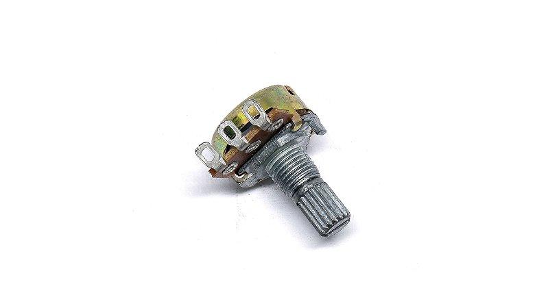 POTENCIOMETRO LINEAR (220K) P/ DY-8B (110V)/HP241 (220V) (VELOC. AUTOM.)